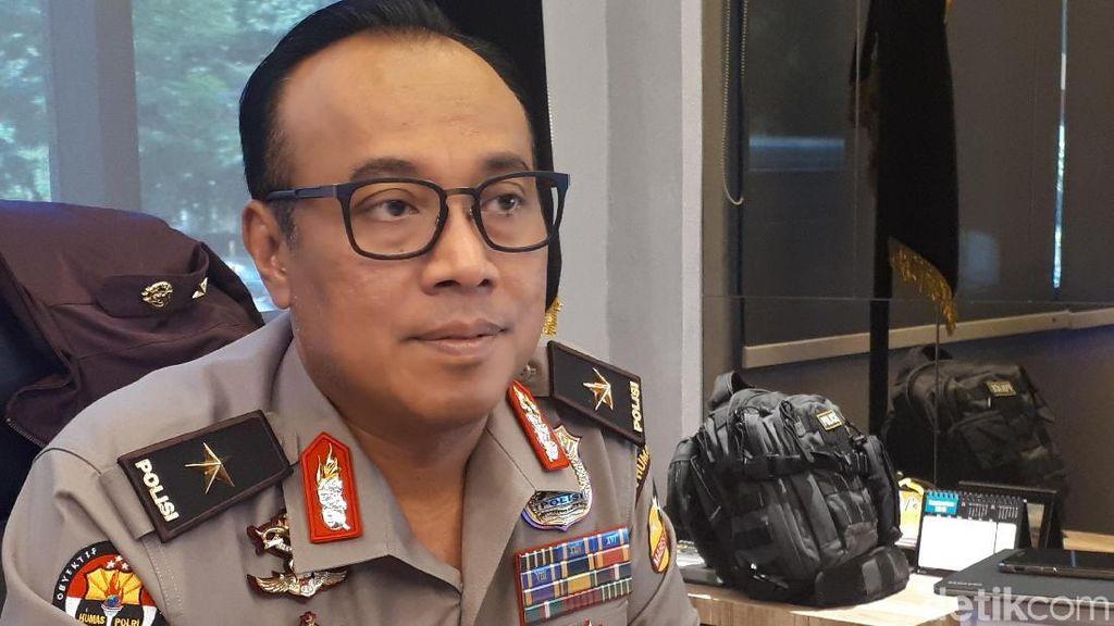 Polri Buru Penyebar Video Hoax Penangkapan Habib Umar ke Sumedang