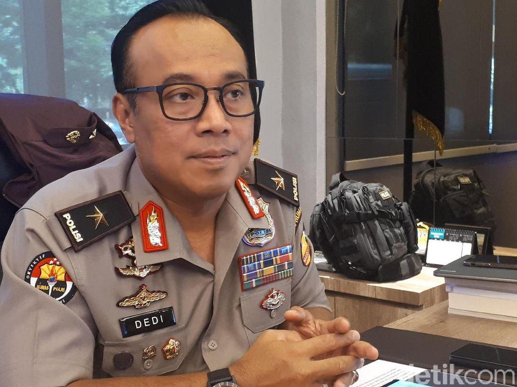 Densus Amankan 300 Kg Bahan Peledak dari Kelompok Abu Hamzah