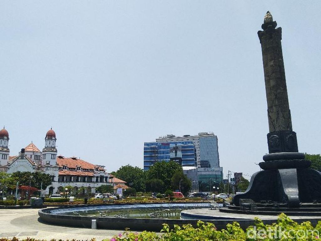 Mudik ke Semarang, Ini Pilihan Tempat-tempat Wisatanya