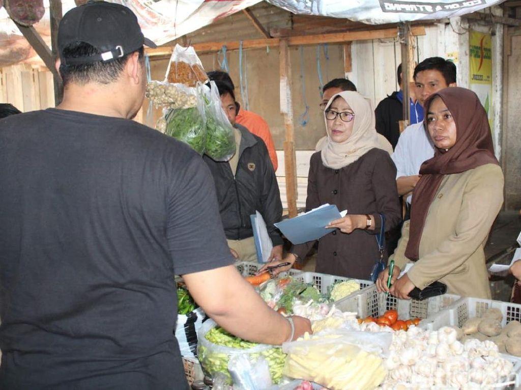 Dampak Kemarau Pengaruhi Harga Cabai di Pasar Kediri