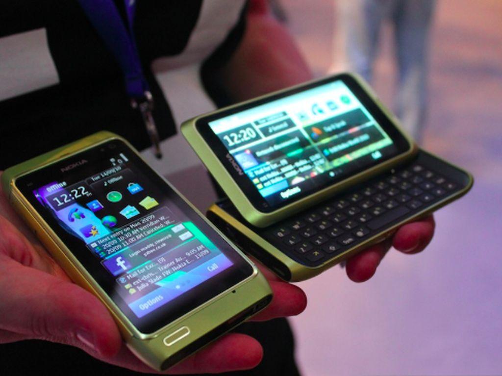 Kisah Ngototnya Nokia Pakai Symbian dan Tolak Android