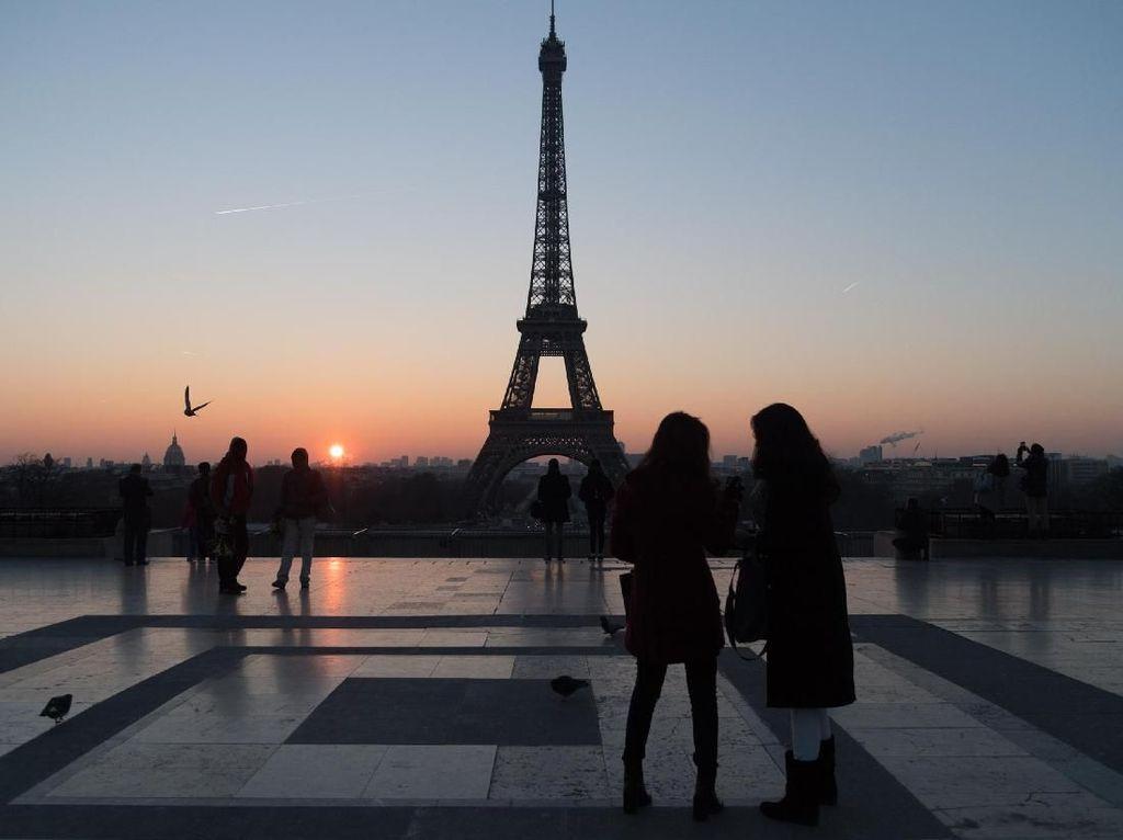 Menara Eiffel Dibuka Lagi Pertengahan Bulan Juni
