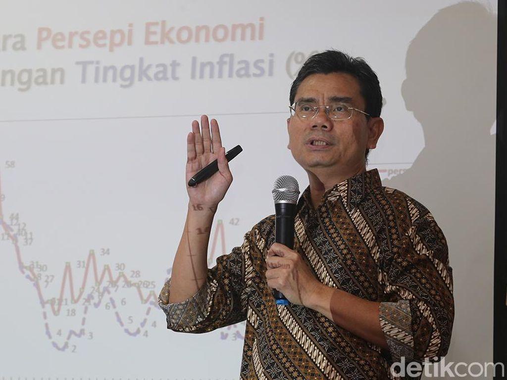 Survei LSI: Warga Indonesia Nilai China Lebih Berpengaruh Ketimbang AS