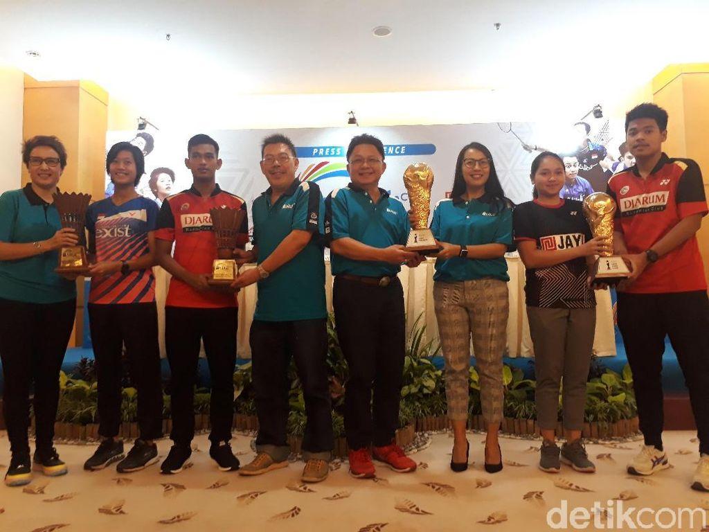 Badminton Superliga Junior 2018 Diramaikan Klub Asing