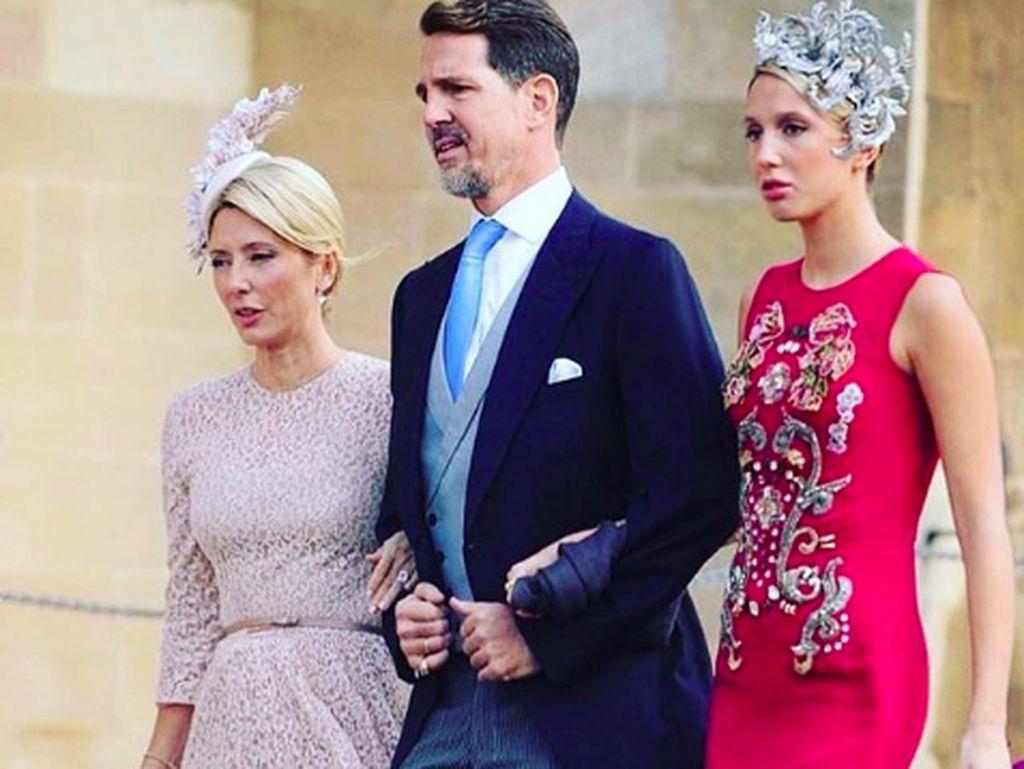 Seperti Ini Gaya Keluarga Kerajaan Paling Stylish di Yunani