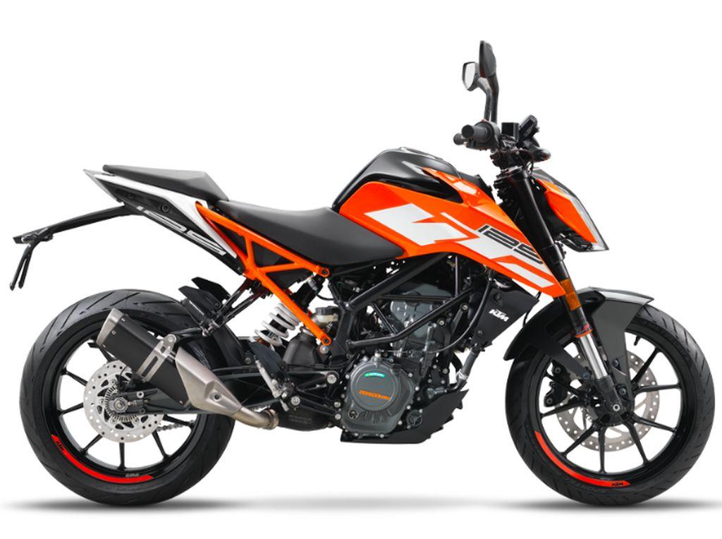Cihuy, KTM Bakal Kenalkan Motor 125 cc Terbaru
