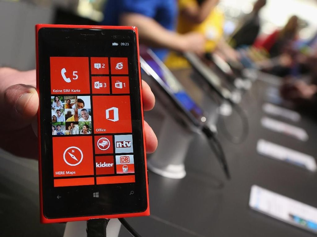 Bill Gates, Windows Phone, dan Pengorbanan Nokia