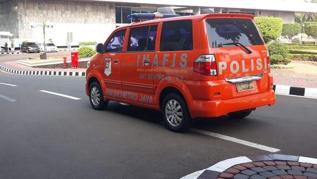 Anggota DPR Gerindra: Ruangan Saya Ditembak, Peluru di Atas Kepala