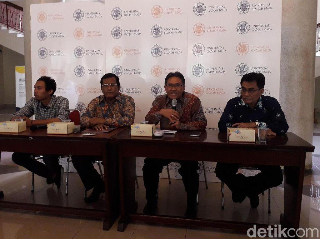 UGM Persilakan Timses Jokowi dan Prabowo ke Kampus, Untuk Apa?