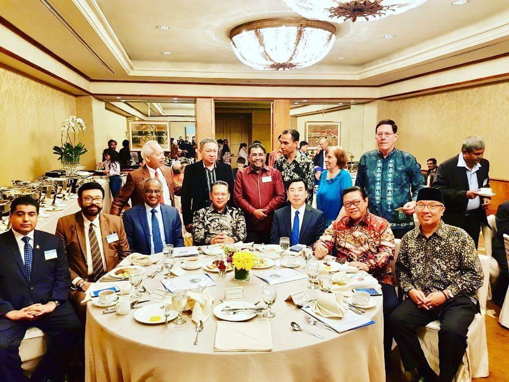 Kumpul Bareng Parlemen Dunia, Bamsoet Tekankan Peran Wakil Rakyat