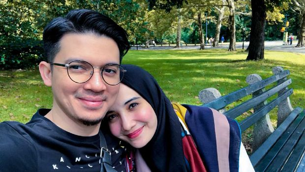 Irwansyah dan Zaskia Sungkar/