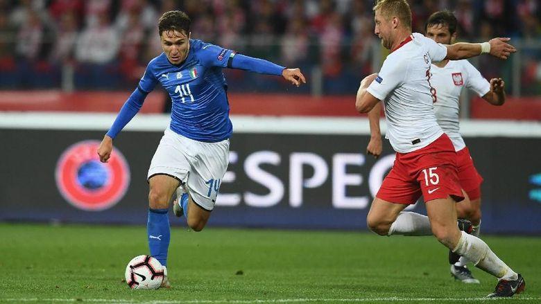 Tim Nasional Italia Rindukan Goal Seorang Striker