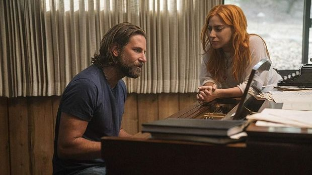 Film 'A Star Is Born'.