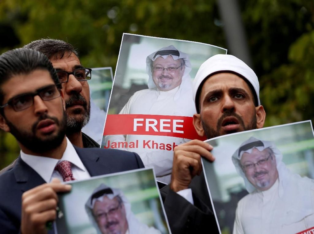 Indonesia Tuntut Transparansi Investigasi Tewasnya Khashoggi