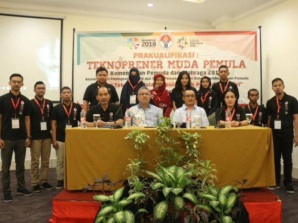 Kemenpora Gelar Seleksi Teknoprener Muda di Malang