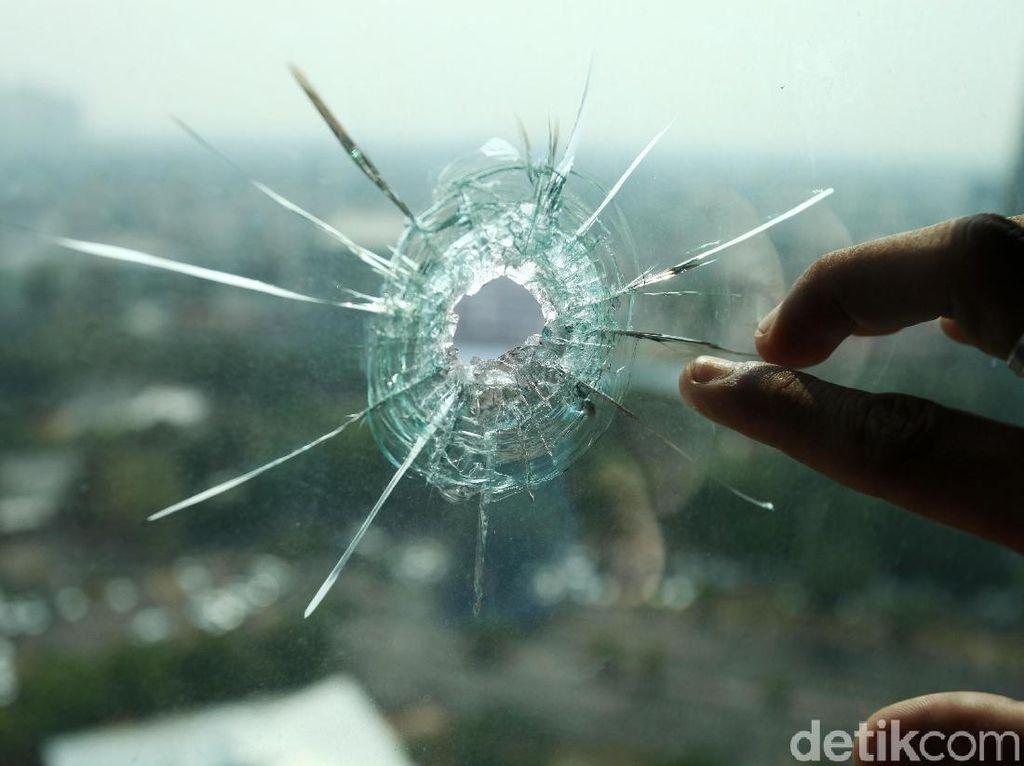 Polisi Cek Temuan Peluru di 2 Ruang Kerja Anggota DPR