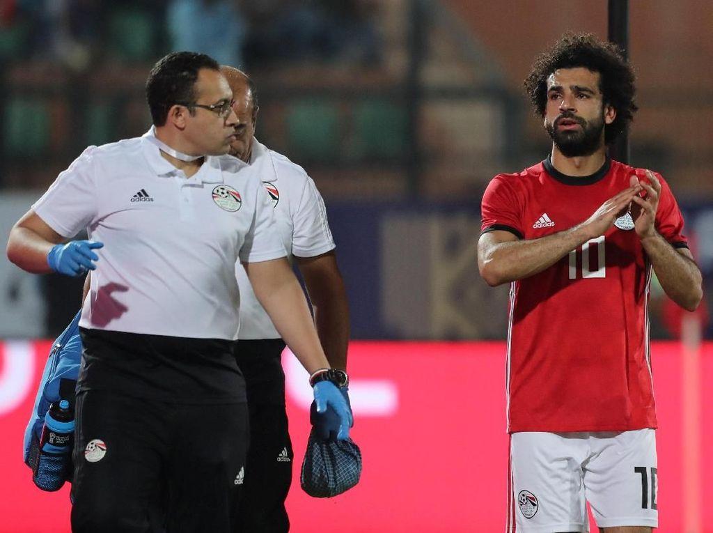 Mesir Bantah Diatur Liverpool Terkait Salah