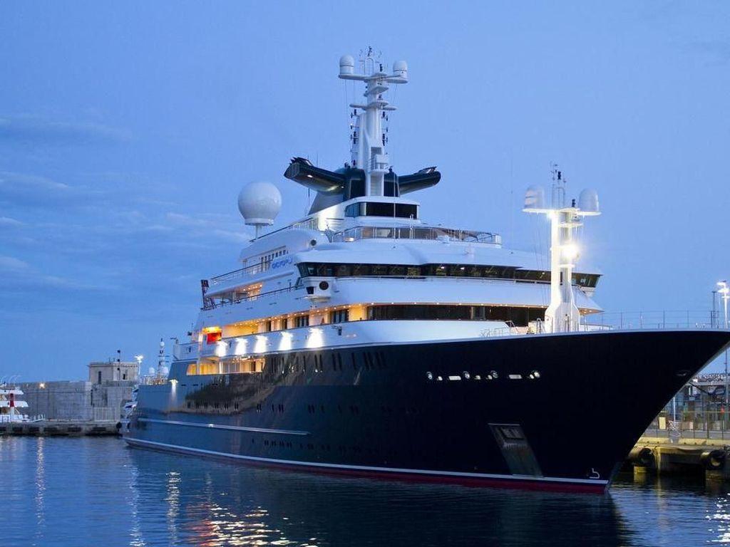 Penghapusan Pajak Kapal Yacht Tunggu Tanda Tangan Jokowi