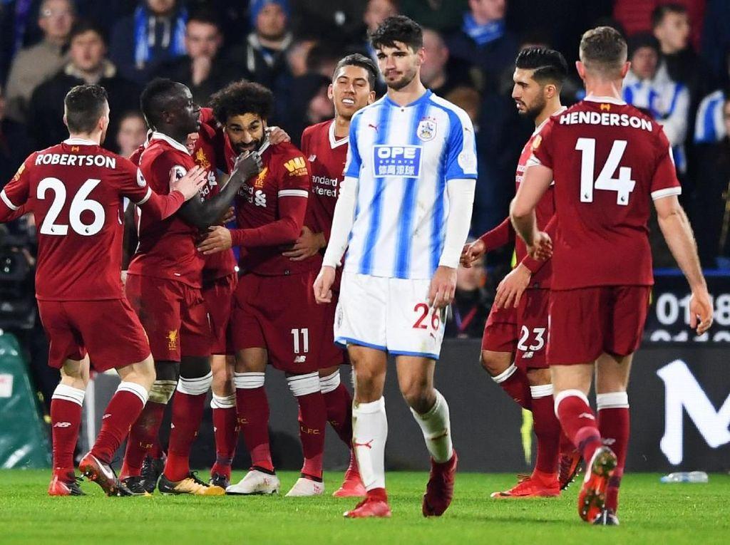 Anomali Liverpool di Hadapan Tim-tim Zona Merah