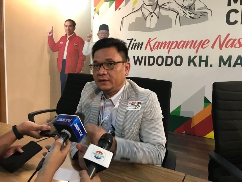 TKN: Jokowi Bongkar Strategi Firehose of Falsehood, Rakyat Jangan Tertipu!