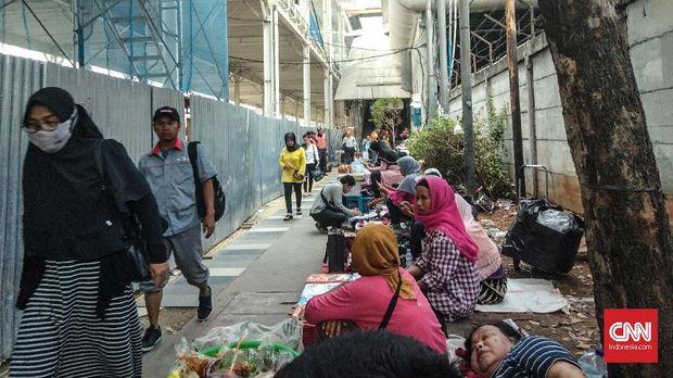 Dibuka, Jalan Jatibaru Kembali 'Sibuk' oleh Arus Kendaraan