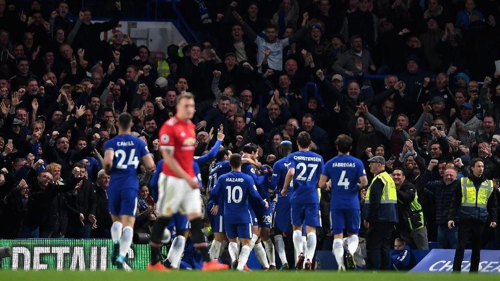 Tantangan Superberat MU: Chelsea On Fire, Stamford Bridge Masih Angker