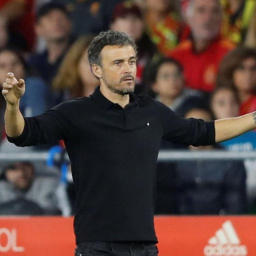 Ingin Rasanya Enrique Menghabisi Para Pemain Spanyol