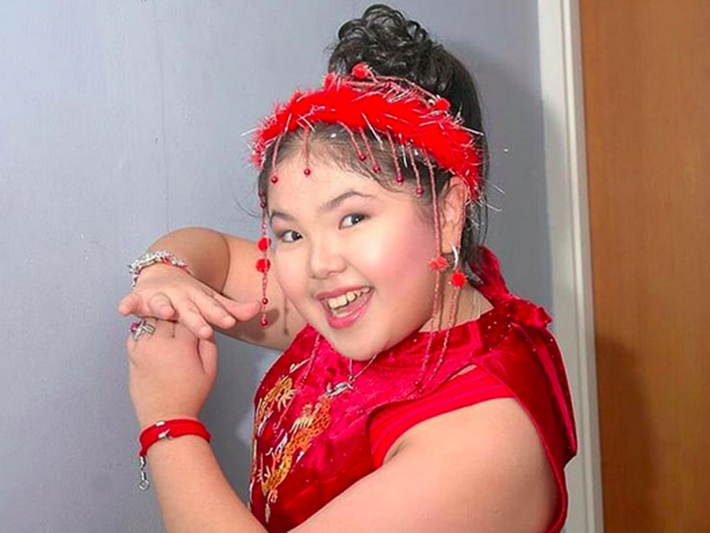 Flashback Tina Toon Tempo Dulu yang Menggemaskan Banget