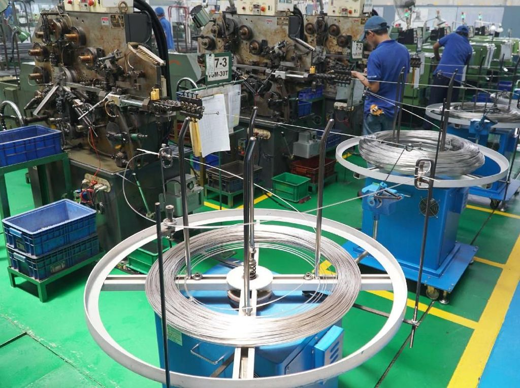 Ini Sederet Rekomendasi buat Genjot Industri 4.0 Indonesia