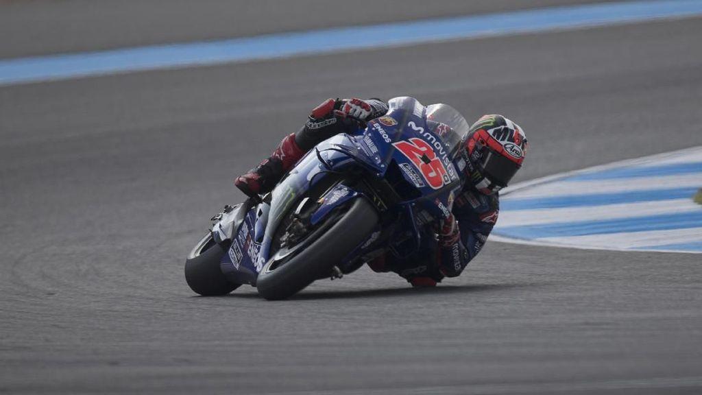 Vinales Berharap Yamaha Kembali Normal di Jepang