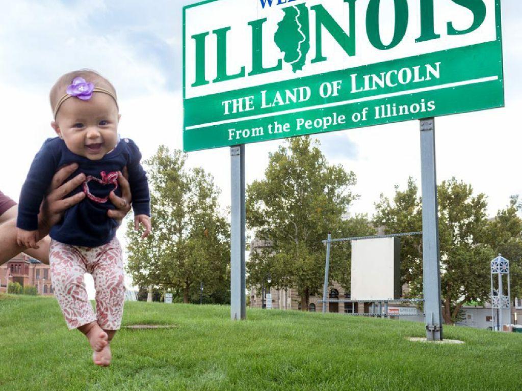 Jalan-jalan Bareng Bayi 5 Bulan ke 50 Negara Bagian AS