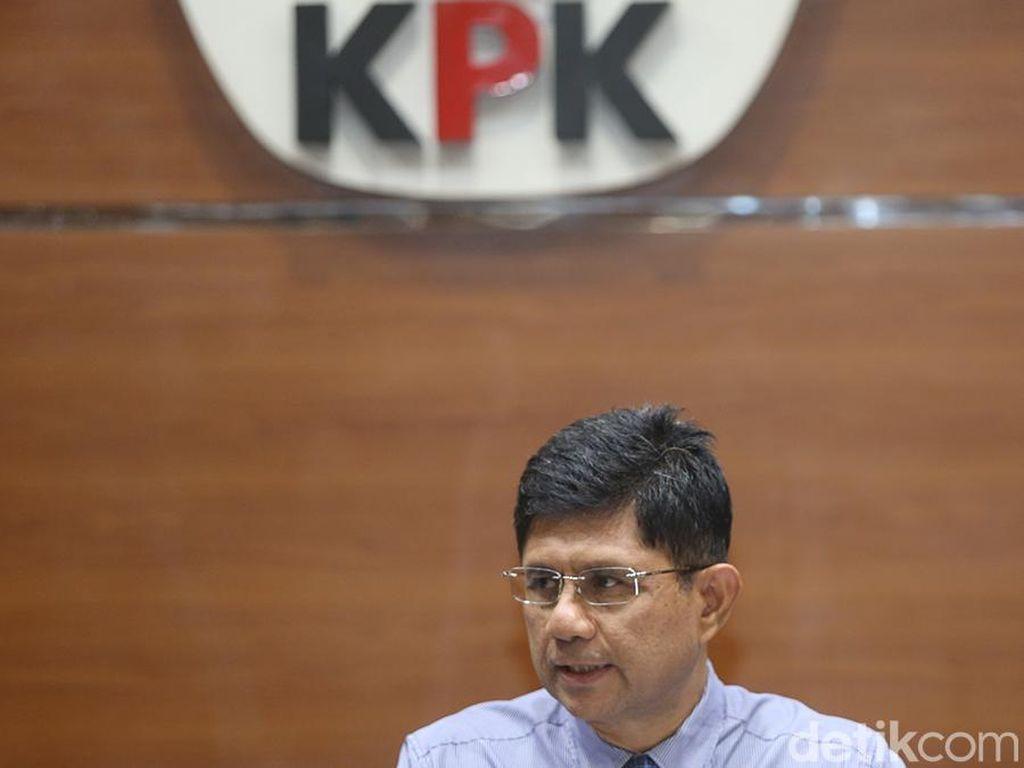 KPK soal Eks Pengawal Tahanan Idrus Terima Rp 300 Ribu: Untuk Beli Kopi