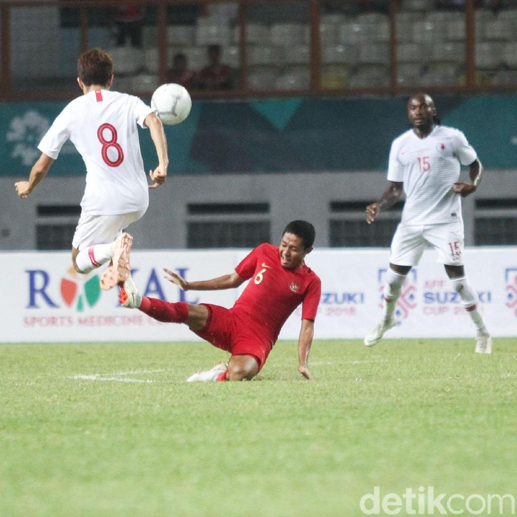 Indonesia Vs Hong Kong Selesai 1-1