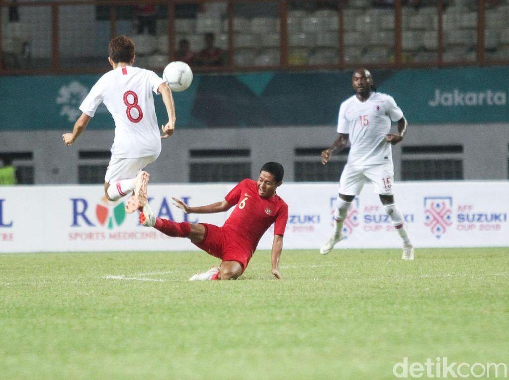 Indonesia Vs Hong Kong Selesai 1-1