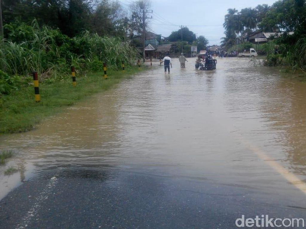 6 Kabupaten di Aceh Terendam Banjir
