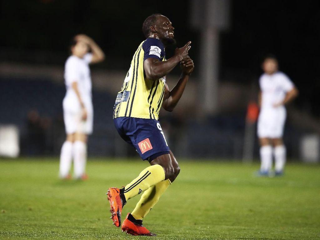 Jika Muncul di FIFA 19, Berapa Speed Usain Bolt?