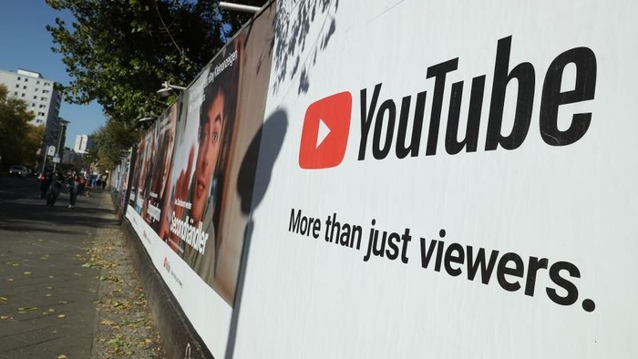 YouTube ketahuan sedang menguji rekomendasi download video. (Foto: Sean Gallup/Getty Images)