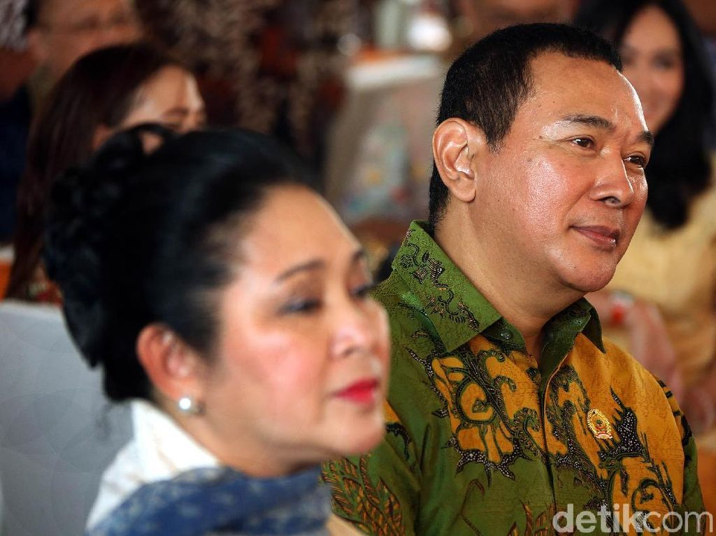 Protes Tommy Soeharto Dicatut untuk Sudutkan Jokowi