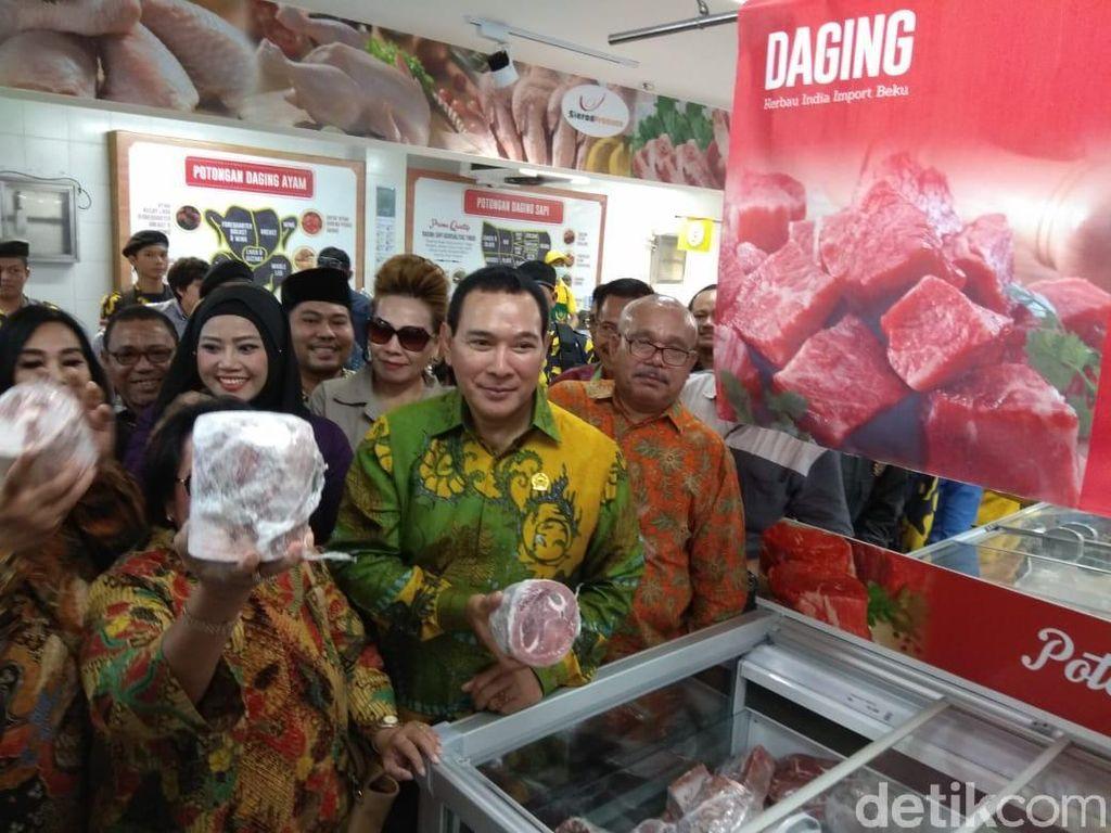 Tommy Soeharto Buka Supermarket 1,6 Hektar di Cibubur