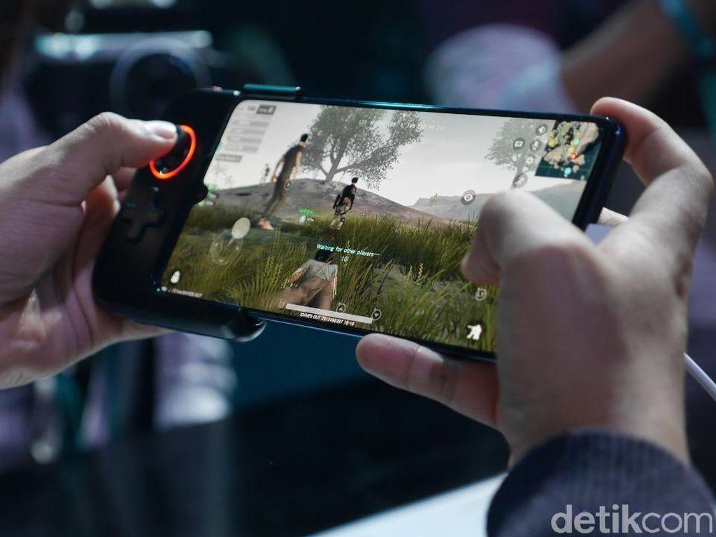 Ini Huawei Mate 20X, Ponsel Layar Besar Pesaing Nintendo Switch