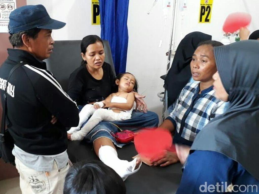 Ruko di Situbondo Hangus Terbakar, 5 Penghuninya Terluka