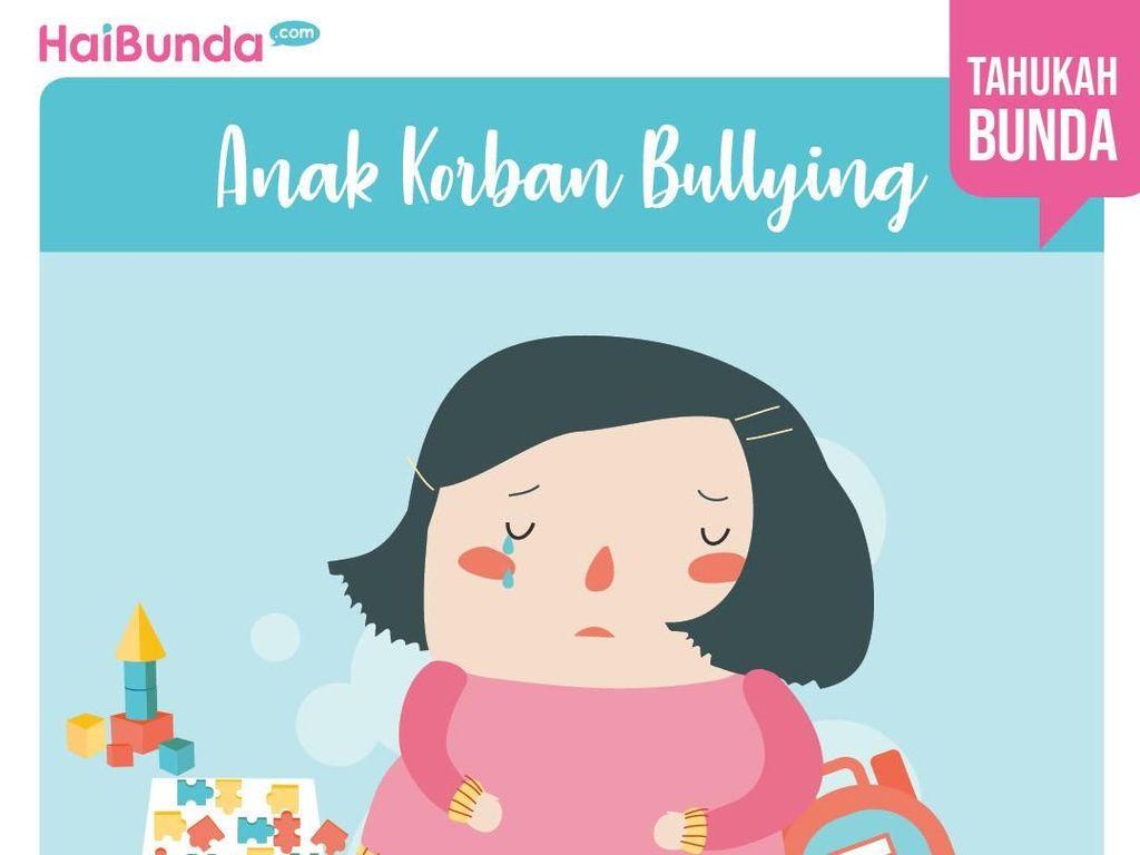 Ciri-ciri Anak Jadi Korban Bullying