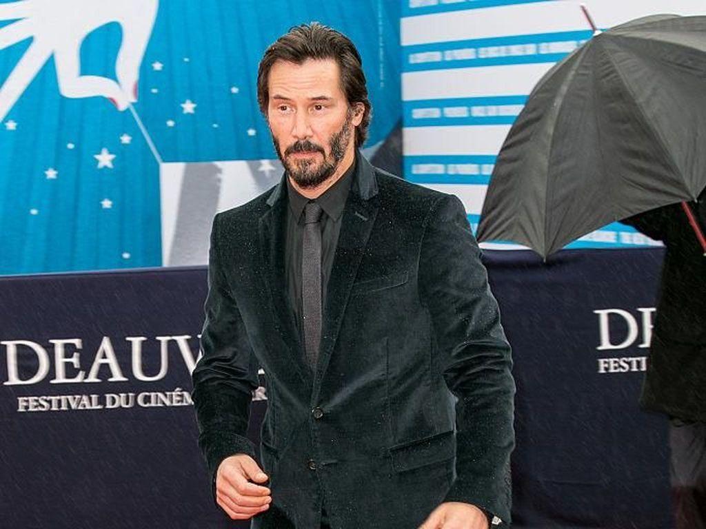 Tampil Awet Muda, Keanu Reeves Ternyata Penggemar Berat Pizza