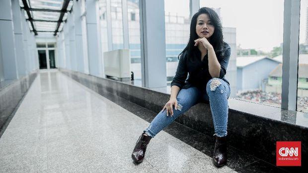 Yura Yunita mendapatkan nominasi di AMI Awards 2019.