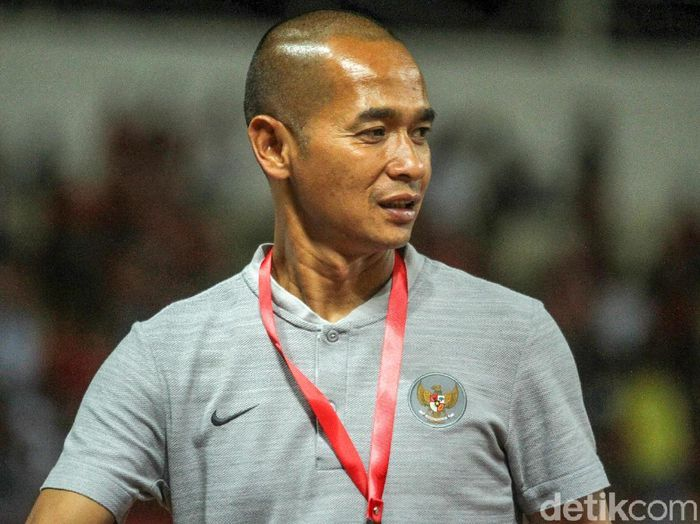 Kurniawan Dwi Yulianto ke Sabah FA. (Foto: Rifkianto Nugroho/detikSport)