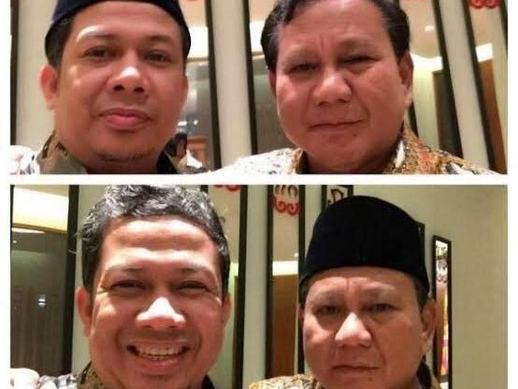 Selfie Prabowo, Berikut Manfaat Bertingkah Lucu