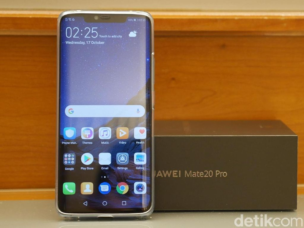 Huawei Mate 20 Pro Kembali Masuk Program Beta Android Q