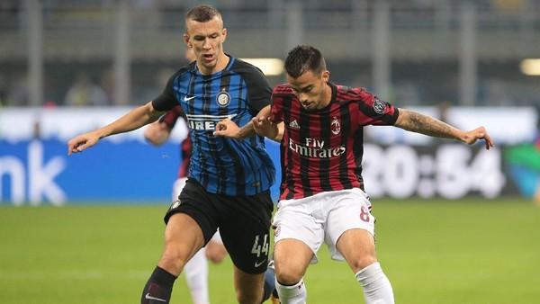 Head to Head Inter Vs Milan: Sering Imbang dalam Delapan Duel Terakhir