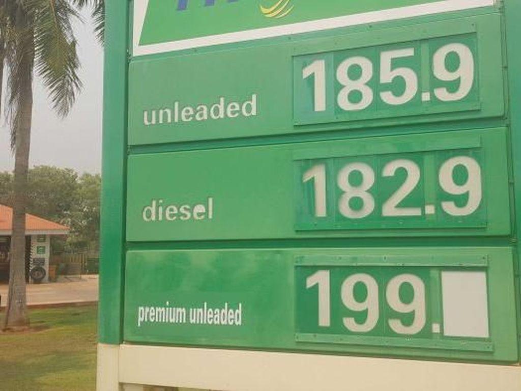 Harga BBM di Pedalaman Australia Rp 20 Ribu Per Liter