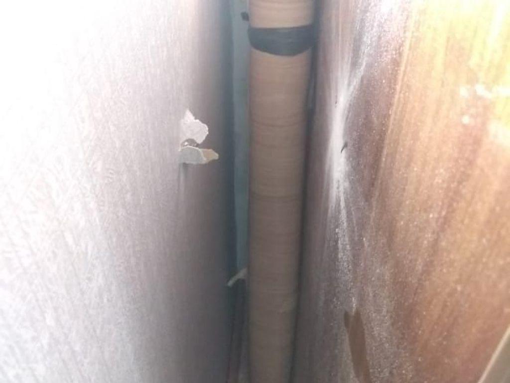 Bawa 3 Koper, Tim Puslabfor Cek Peluru di Ruang Anggota DPR Khatibul